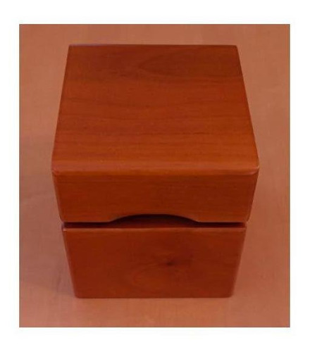 5 almacenamiento en madera de monedas certificado / caja de