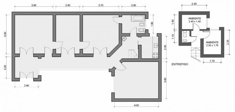 5 ambientes | alsina, adolfo al 3000