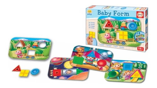5 baby form educa 18017