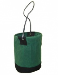 5 baldes de lona para ferramentas fibra telecom epi's