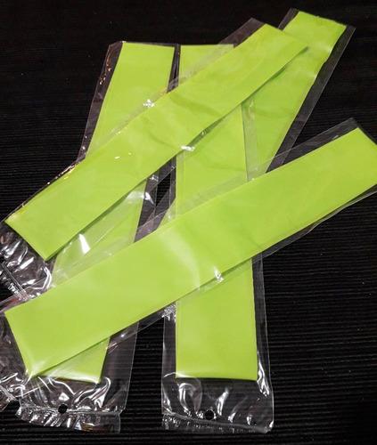 5 bandas de latex circular tensión suave 5 bandas elasticas