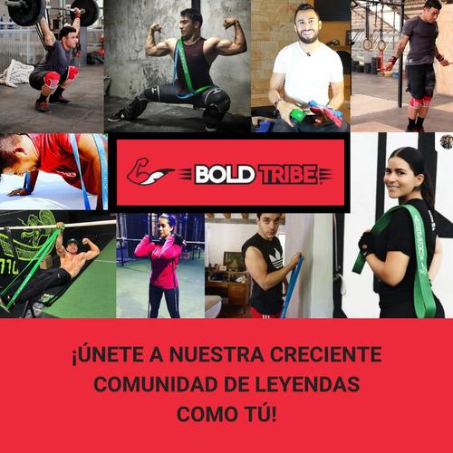 5 bandas ligas resistencia ejercicio piernas yoga bold tribe