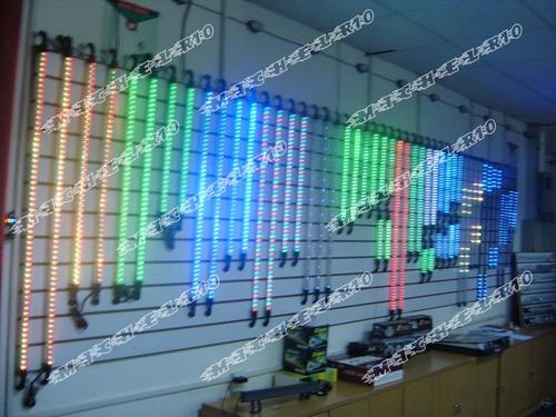 5 big kit externo led neon tuning p/ golf gol celta corsa