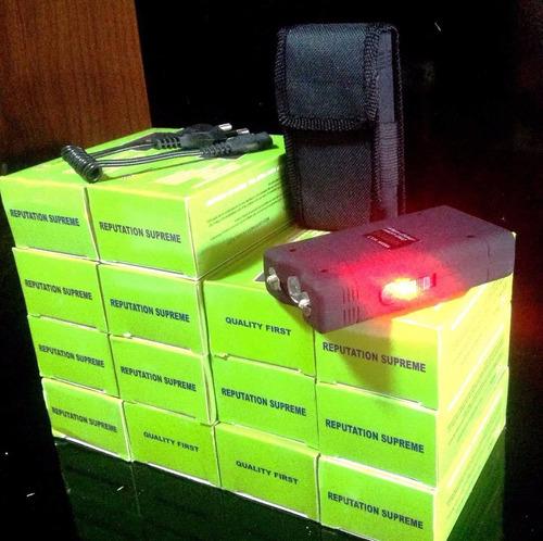 5 bilhões milivolt arma choque taser lanterna tatica aparelh