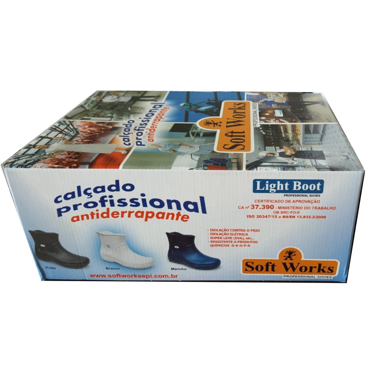 d02b81e743b2c 5 Bota Eva Cozinha Industrial Bb85 Antiderrapante - R  332,50 em ...