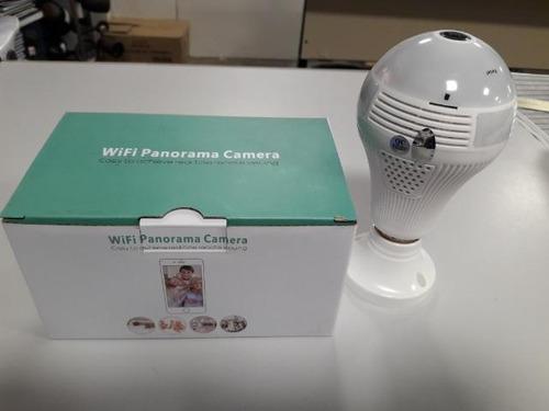 5 cameras  lâmpada espiâ   wifi