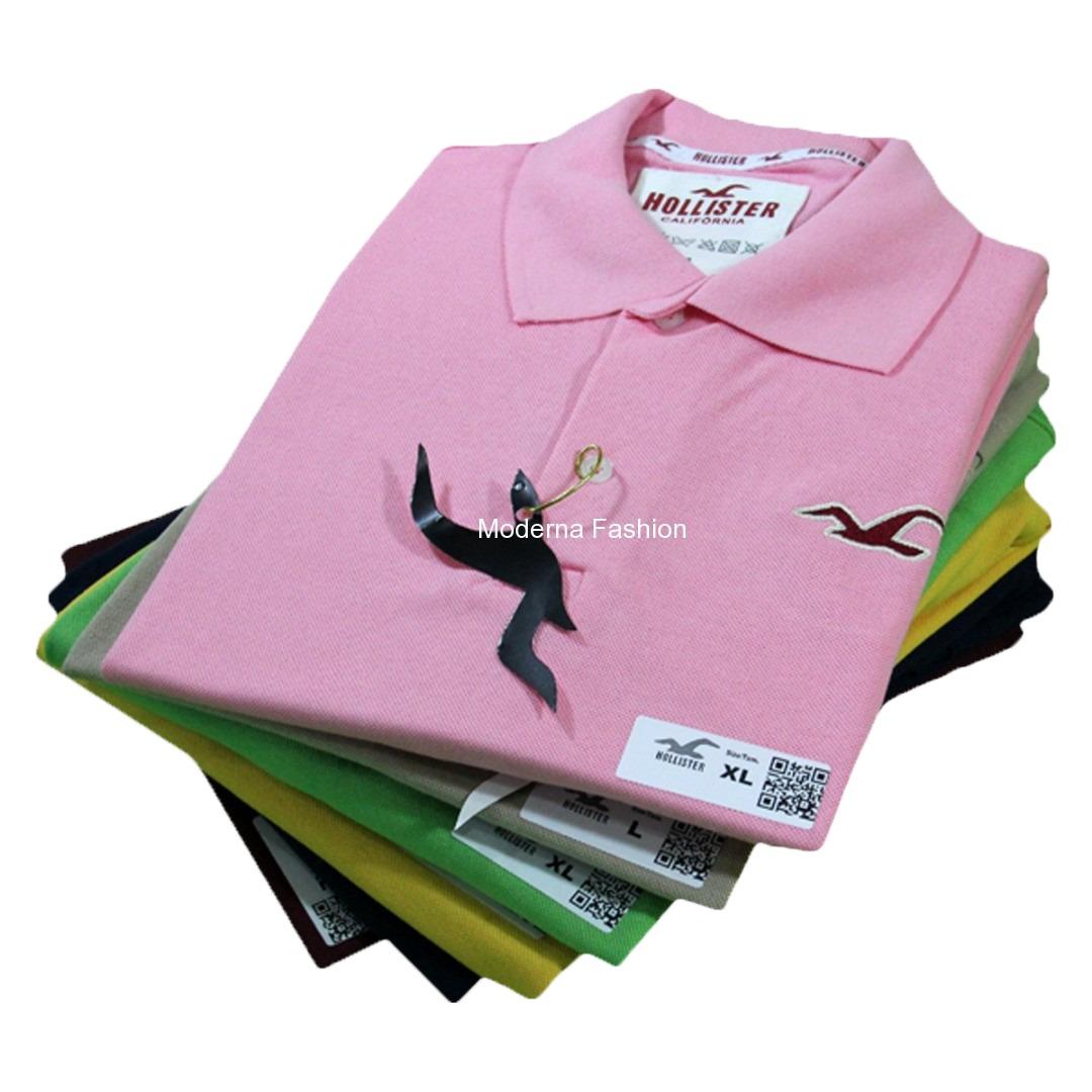 4cdd71a50 5 camisas camisetas gola pólo masculina tamanho g1 extra. Carregando zoom.