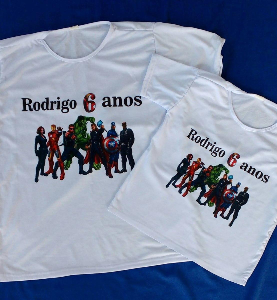5 Camisas Personalizadas 02ebfb54739ac