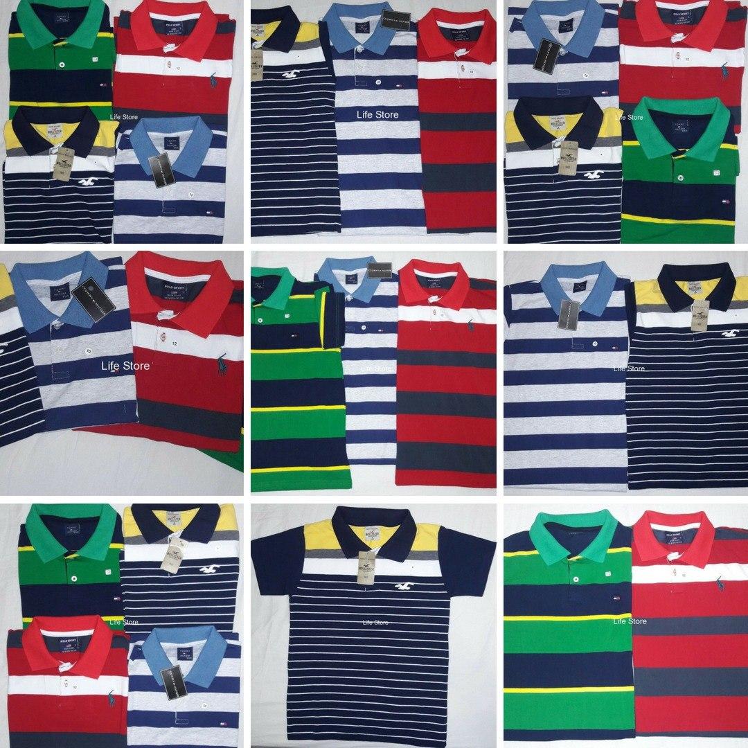 5 camisas polo infantil luxo marcas famosas atacado revenda. Carregando zoom . a18c243fefb68