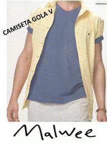 3ce8930e76 Camiseta Malwee Basica - Calçados