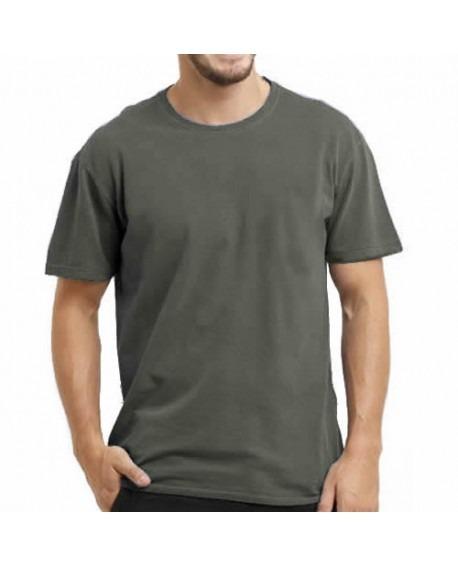 5 Camisetas Camisa Masculina Lisa Sem Estampas Malha Atacado - R ... 8976133df0e