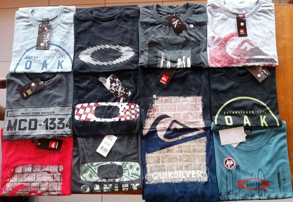 548c4ce898 5 camisetas masculina baratas camisa preço de atacado top. Carregando zoom.