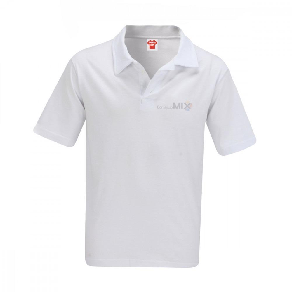 e05638e20c 5 camisetas polo comum 100% poliéster para sublimação. Carregando zoom.