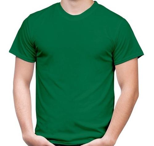 5 camisetas pv malha fria coloridas atacado xgg
