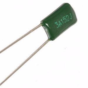 5 capacitores condensador poliester 1.5nf 1000v arduino pic