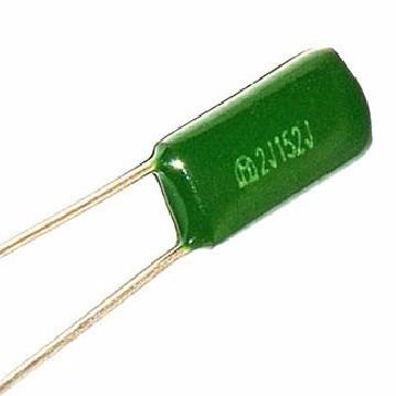 5 capacitores condensador poliester 1.5nf 630v arduino pic