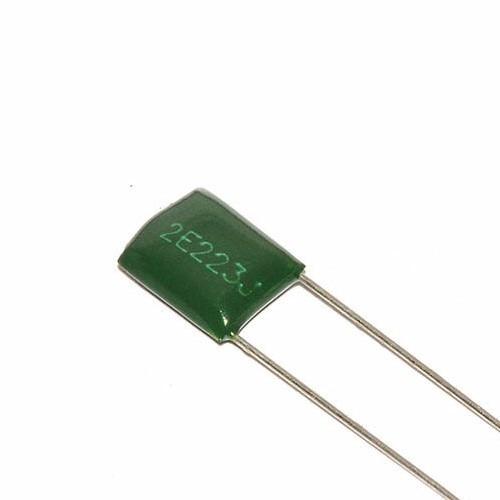 5 capacitores condensador poliester 22nf 250v arduino pic
