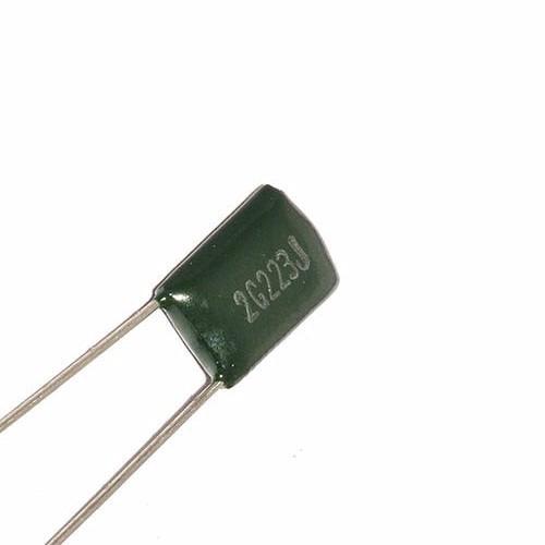 5 capacitores condensador poliester 22nf 400v arduino pic