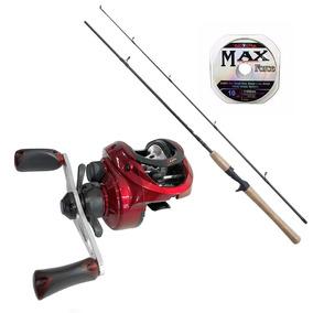 f58f738cb 10 Carretilha Para Fly Sumax 9 - Pesca no Mercado Livre Brasil