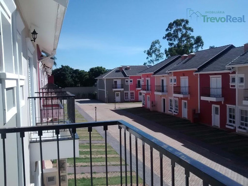 5 casas residenciais com 3 dormitórios à venda, 107 m² por r$ 690.000 - parque nova suiça - valinhos/sp - ca1693