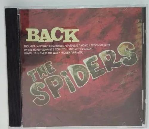 5 cds nuevos the spiders fachada de piedra y color humano