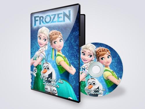 5 cds ou dvds + box + impressão + gravação + encarte gloss