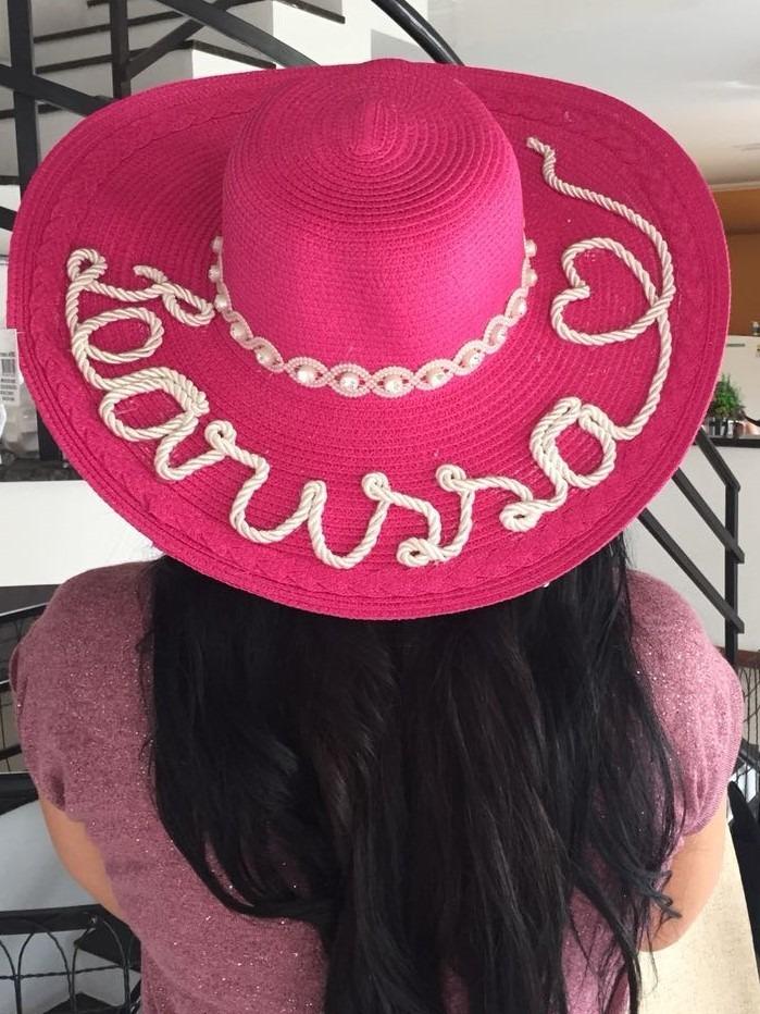 5 chapéus personalizados noiva madrinhas pérola lindo barato. Carregando  zoom. 1892a9045b3