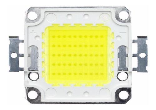 5 chip led 30w para reposição refletor 30w branco frio