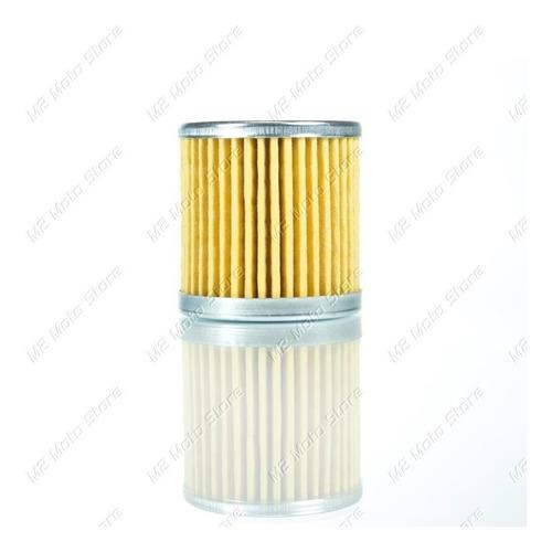 5 (cinco) filtro de óleo next 250 dafra - ffc053