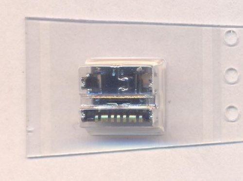 5 conectores micro usb de carga original samsung s6810 s7392