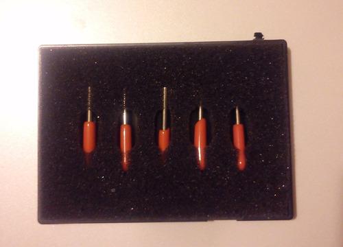 5 cuchillos plotter de corte por