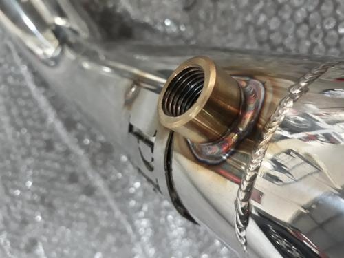 5 downpipe s10 180/ 200 cv