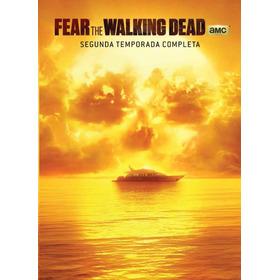 5 Dvds - The Walking Dead (fear The Walking Dead) T.2