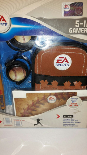 5 en 1 kit de dsi de beisbol ea sports