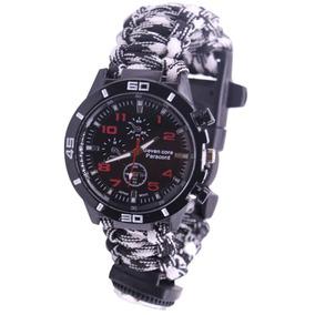 bef440bf3b44 Reloj De Supervivencia Paracord - Relojes en Mercado Libre México