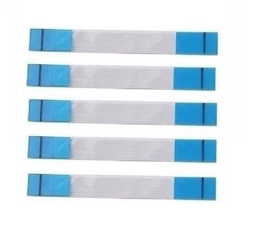 5 flats cabo reset ps2 slim md: 79001 a 79010 pronta entrega