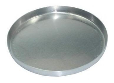 5 forma de pizza 20cm em alumínio