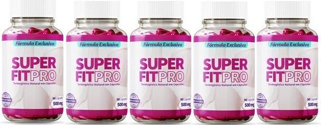 Super Fit PRO dietas