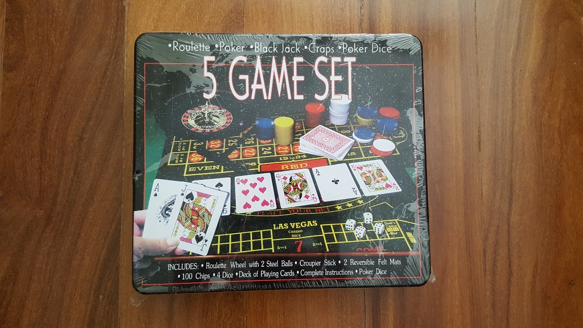 Poker black jack ruleta liberace house of crap friends