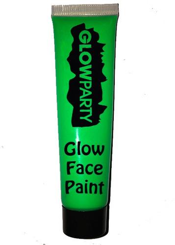 5 glow in the dark pintura brilla en la oscuridad original