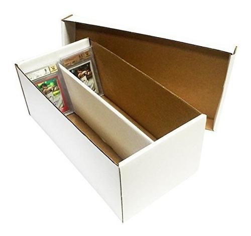 (5) gradual del zapato de 2 filas de cartón cajas de almacen