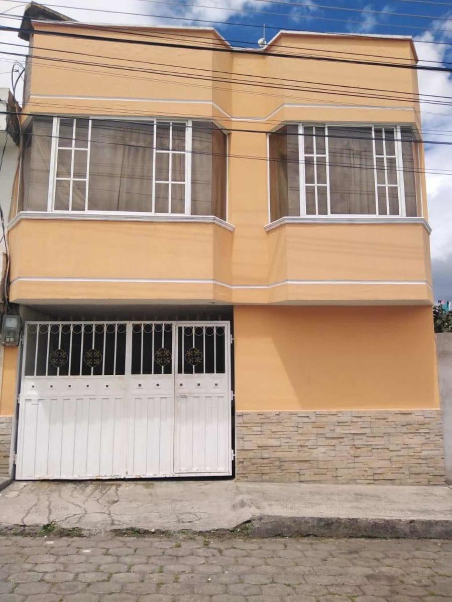 5 habitaciones 2 baños 1 garage 2 plantas