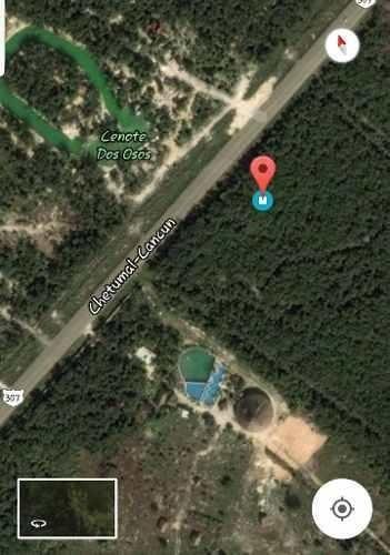 5 hectáreas con frente de carretera