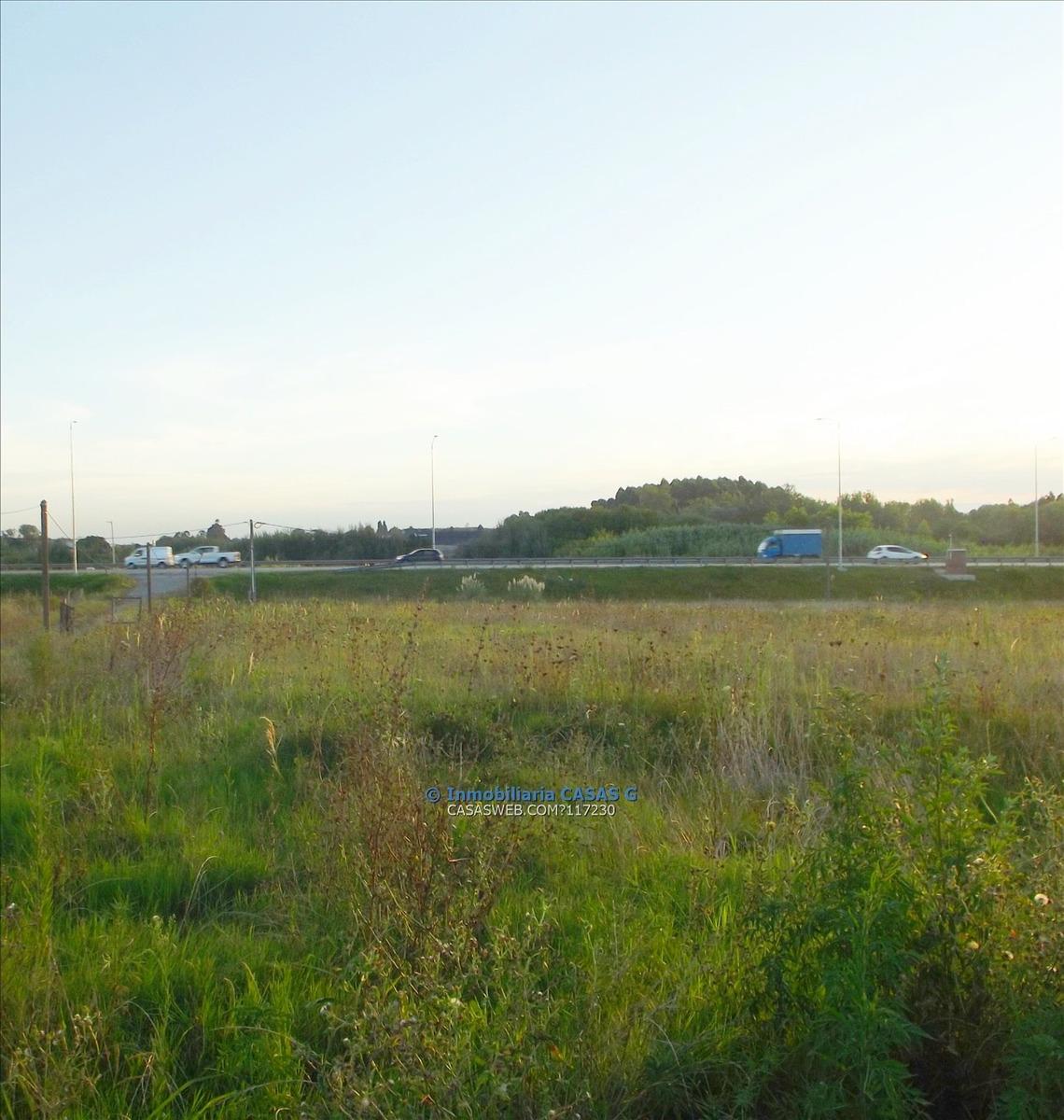 5 hectareas sobre  r. 102 perimetral, frente 240 mts