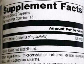 5-htp source naturals 50mg 3 frascos 90 capsulas 5htp