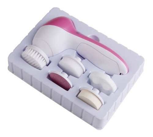 5 in 1 beauty care brush massager - unidad a $14900