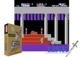 5 Juegos De Legend Of Zelda Nes, Snes Y N64 Para Tu Pc (: