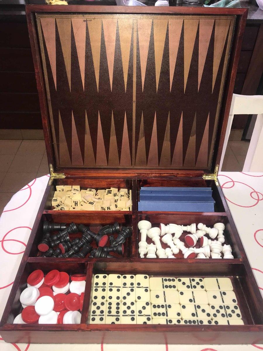 5 Juegos De Mesa Tradicionales 1 000 00 En Mercado Libre