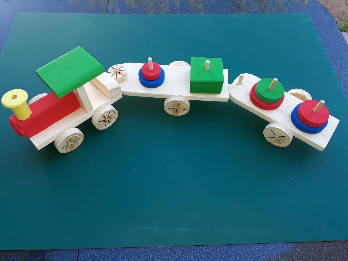 Juguetes auto 5 cohete Madera tren Gratis Envío 2avion derxCBoW