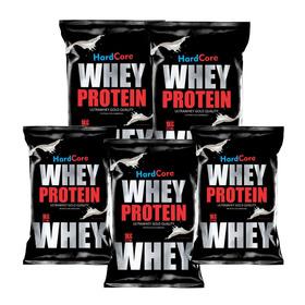 5 Kg De Whey Protein Proteína Hardcore Gold Quality